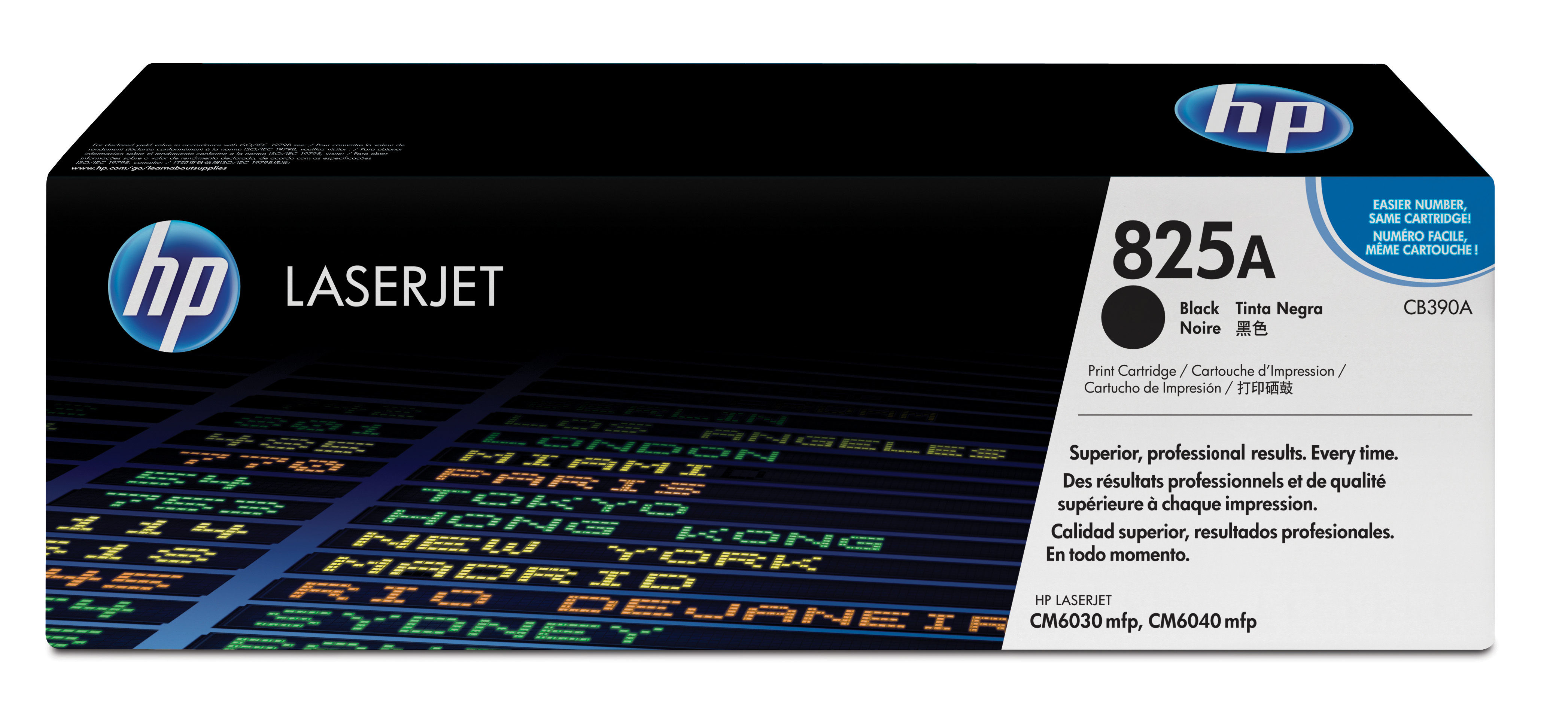 Remanufactured HP CB390A Toner Cartridge Black CB390A - rem01