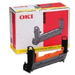 Remanufactured Oki C7200/7400 Yellow Toner Cart 30k 41304109 - rem01