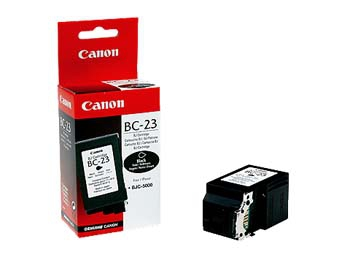 Remanufactured Canon BC23 Black Inkjet Cartridge BC23 - rem01