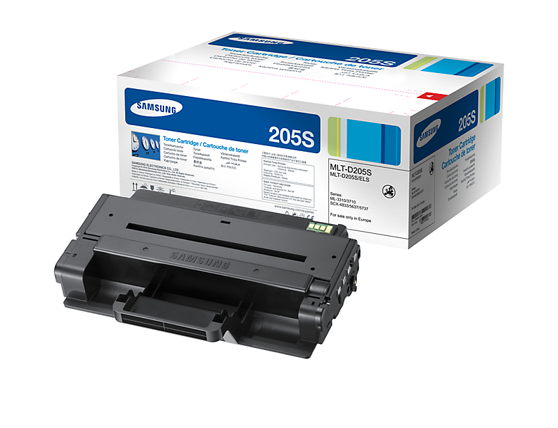 Remanufactured Samsung MLT-D205S Black Toner Cartridge 2k MLT-D205S - rem01