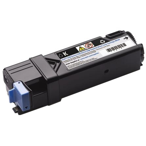 Remanufactured Dell 2150 Black Toner Cart 2k 593-11040 - rem01