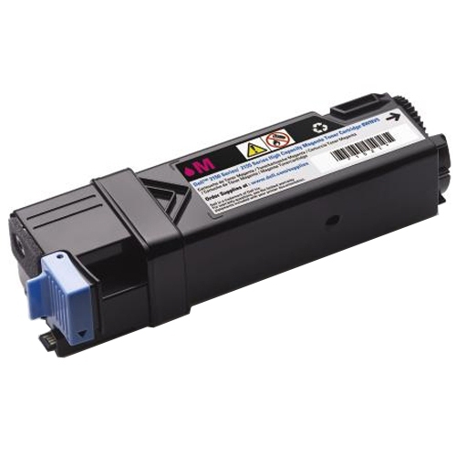 Remanufactured Dell 2150 Magenta Toner Cart 1.4k 593-11033 - rem01