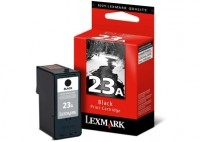 Remanufactured Lexmark 18C1623E (23A) Black Ink Cartridge 0k215 18C1623E - rem01