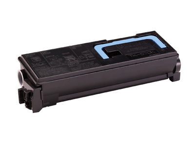 Remanufactured Kyocera TK570K Black Toner Cartridge 16k TK570K - rem01