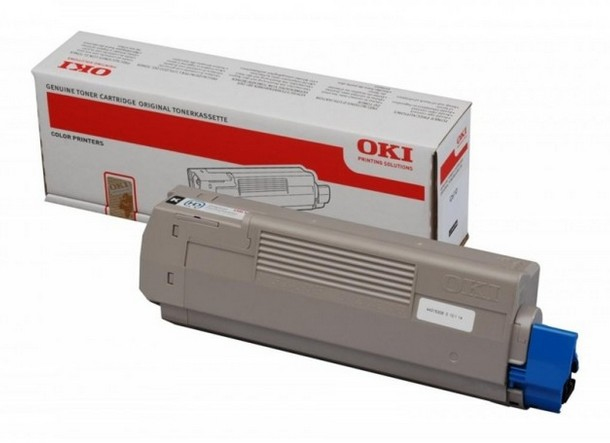 Remanufactured Oki 44315308 Black Toner Cartridge (8k) 44315308 - rem01