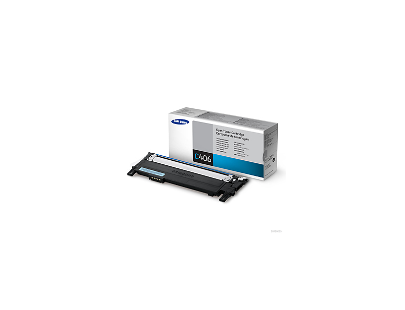 Remanufactured Samsung CLT-C406S Toner Cartridge (1k) CLT-C406S - rem01