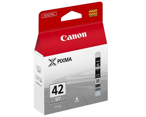 Canon Compat 6390B001 (CLI-42) Grey Ink Cart 6390B001 - rem01