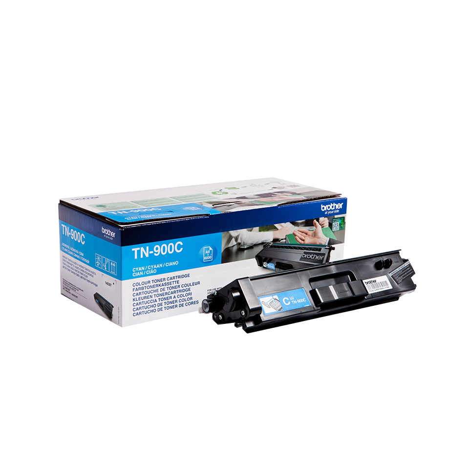 Reman Brother TN900 Toner Cart Cyn 6k TN900C - rem01