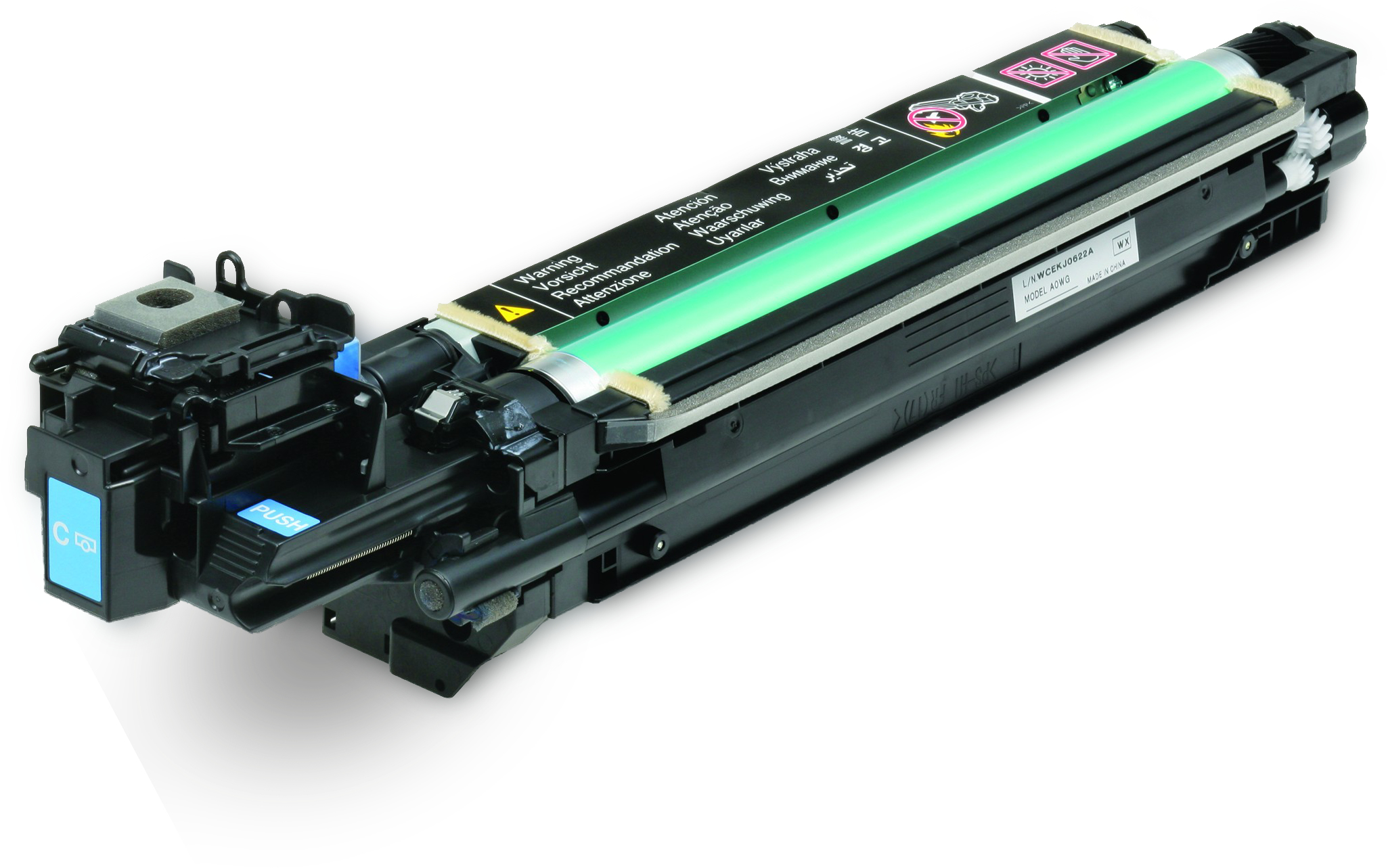 Reman Epson C13S051203 Cyan Photoconductor C13S051203 - rem01