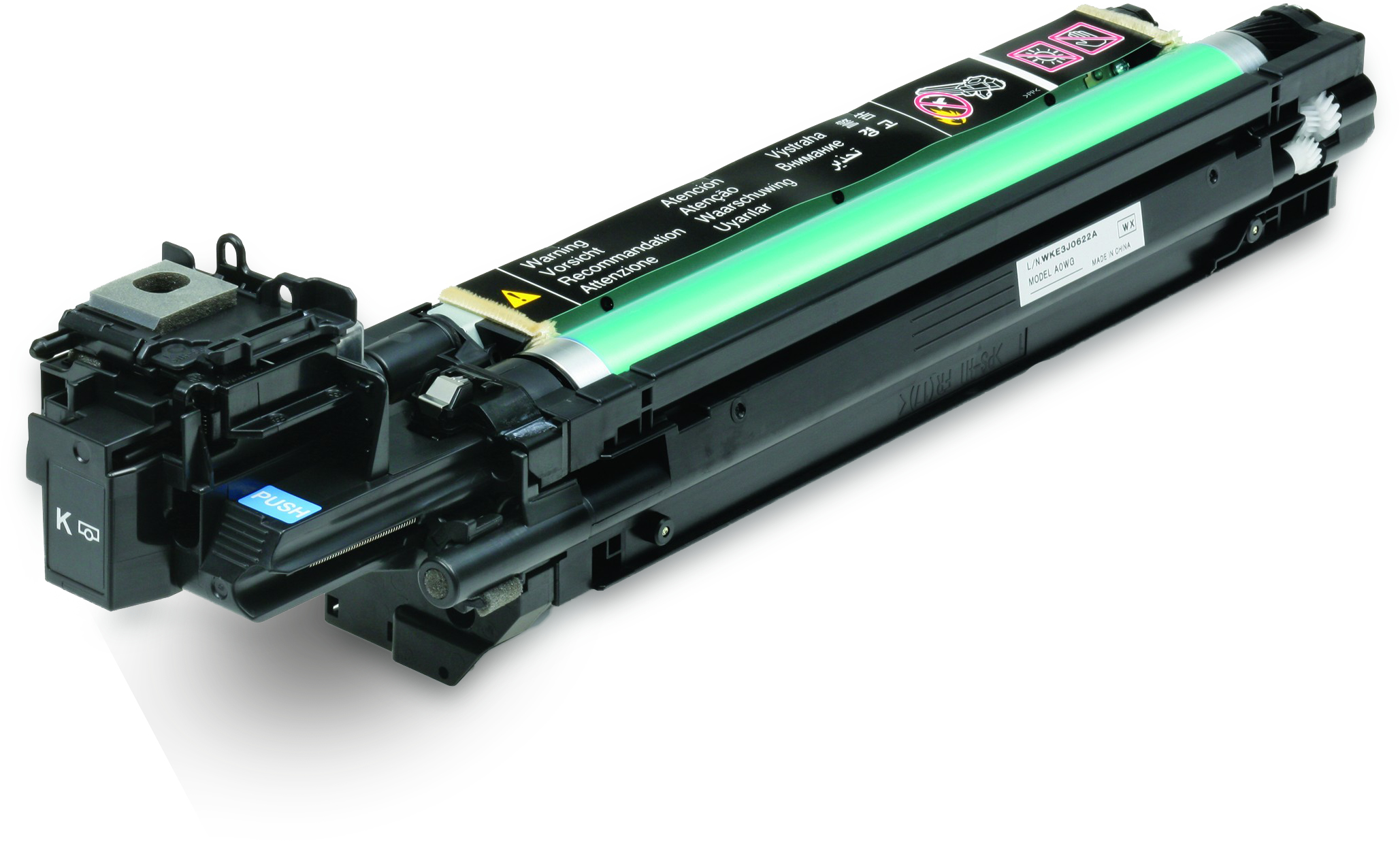 Reman Epson C13S051204 Black Photoconductor C13S051204 - rem01