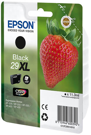BB Epson C13T29914010 (29XL) Black Inkjet Cart C13T29914010 - rem01