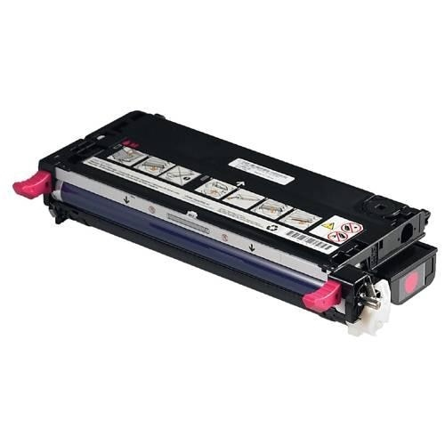 Reman Dell 593-10167 (MF790) Magenta Toner Cart 593-10167 - rem01