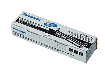 Compat Panasonic KX-FAT411A Black Toner Cart 2k KX-FAT411A - rem01