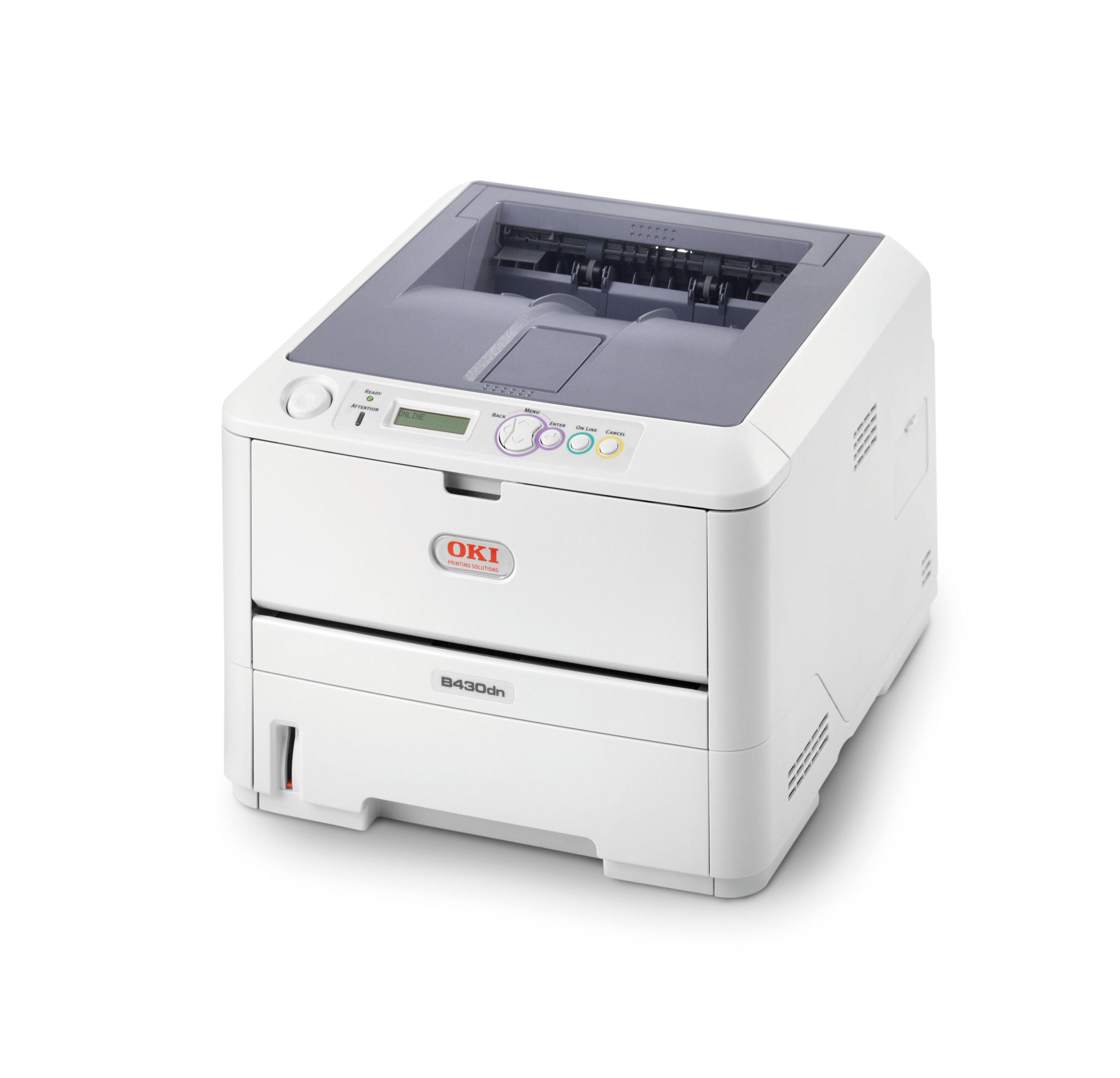Oki Okidata B430d Printer 43984905 - Refurbished