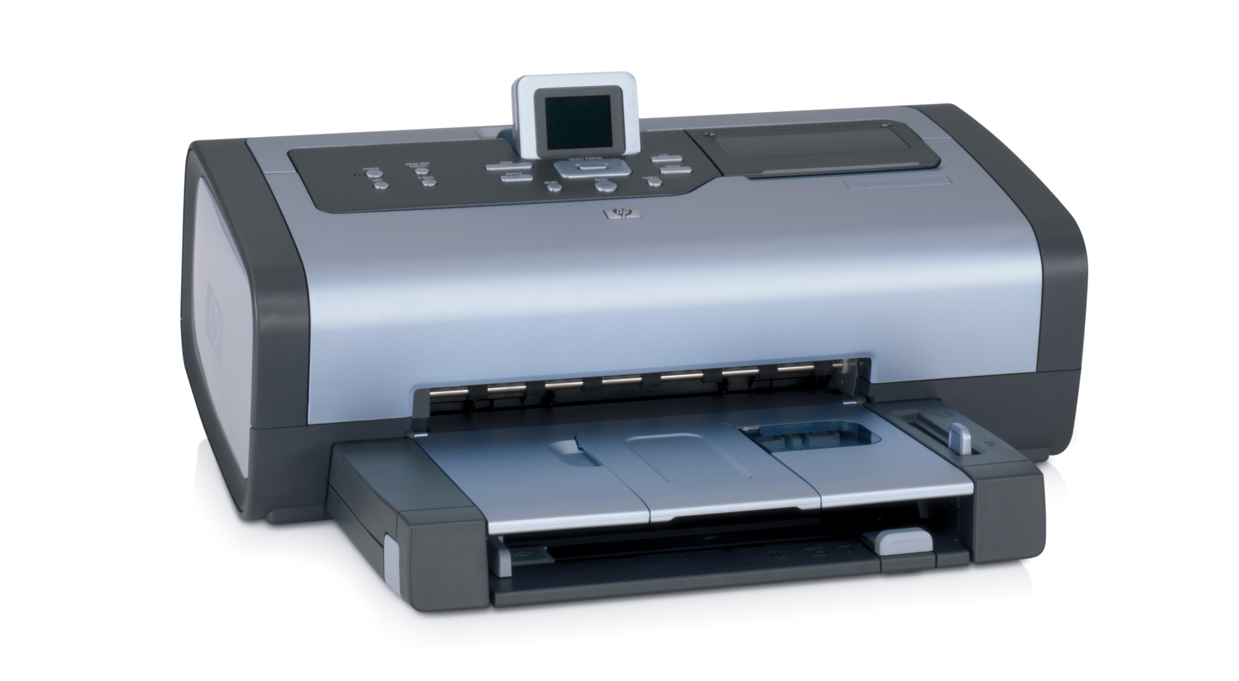 HP Photosmart 7760 A4 Colour InkJet Printer Q3015A#ABW - Refurbished