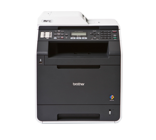 Brother MFC-9465CDN multifunctional Colour Laser Printer MFC-9465CDN - Refurbished