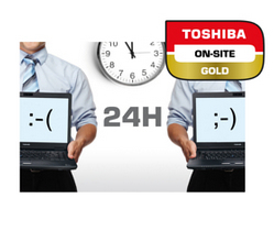3 Years GOLD On-site Service Including Warranty Extension - Europe Laptops & Windows Tablets GONS103EU-V - C2000