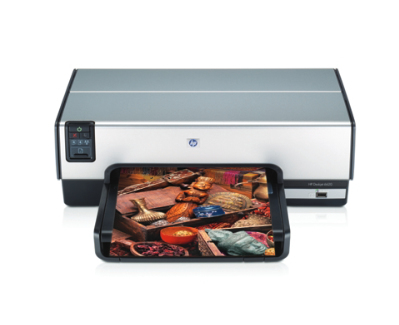 HP DeskJet 6620 A4 Colour InkJet Network Printer C9034B - Refurbished