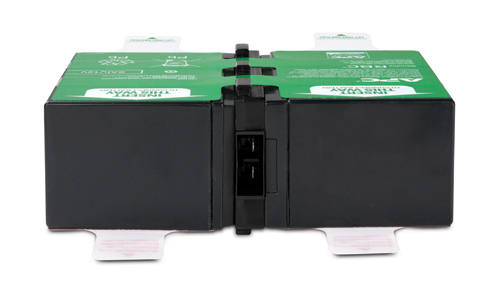 Apc - Smart Ups&smart Ups X      Apc Replacement Battery             Cartridge #124                      Apcrbc124