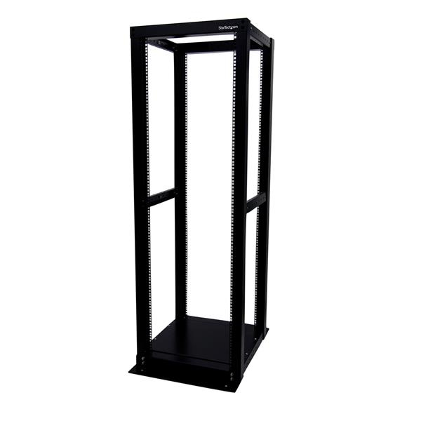 Startech - Server Management     36u Adjustable 4 Post Server        Equipment Open Frame Rack           4postrack36