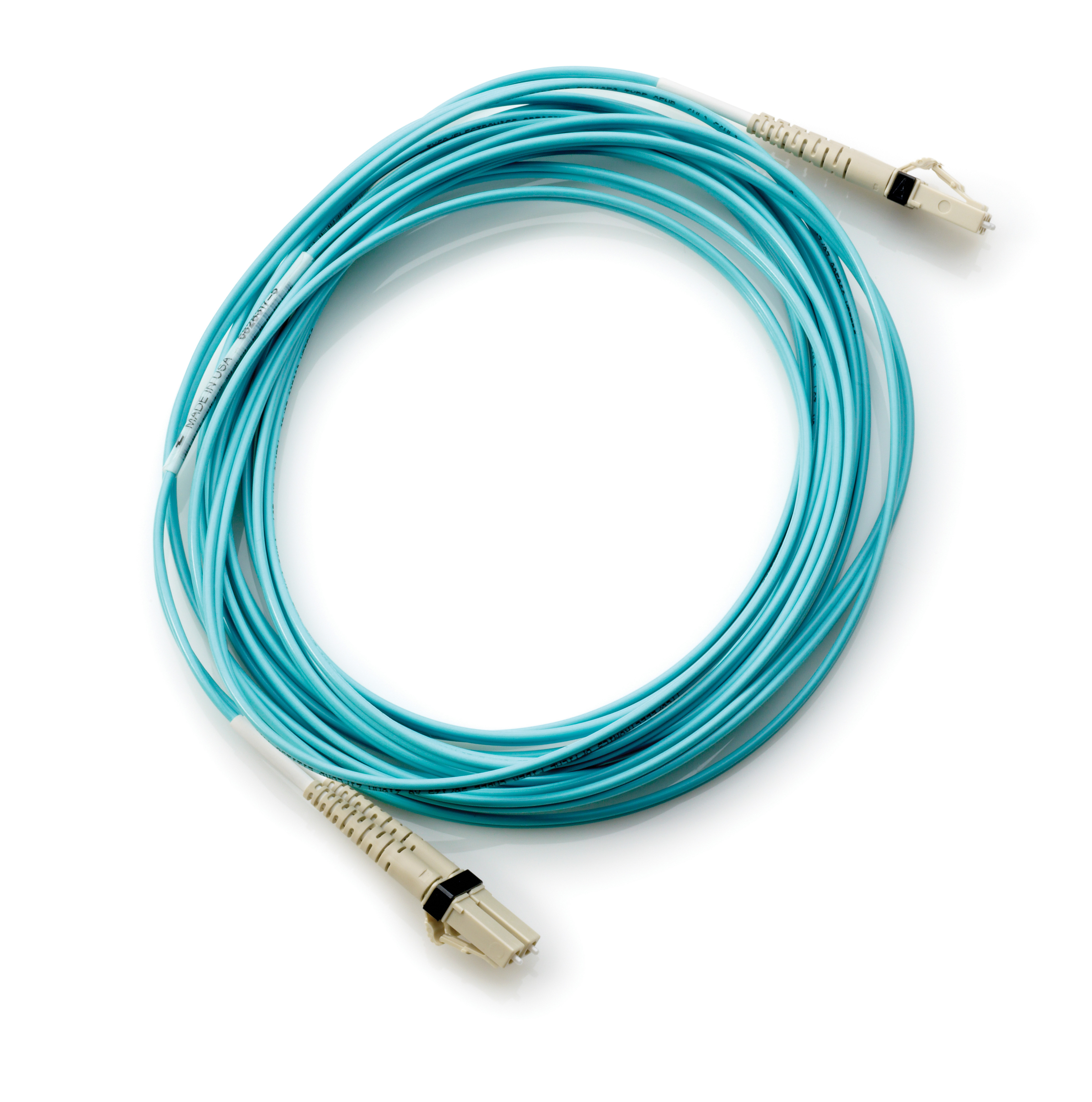 Hp Hp - Network Cable - Lc Multi-mode (m) - Lc Multi-mode (m) - 2 M - Fibre Optic - 50 / 125 Micron - Om3 - For Hp 1810, 2530, 2920, 5406, 5500, 7506, Sn8000b 32; Modular Smart Array 1040, 2040, 2040 10 Aj835a - xep01
