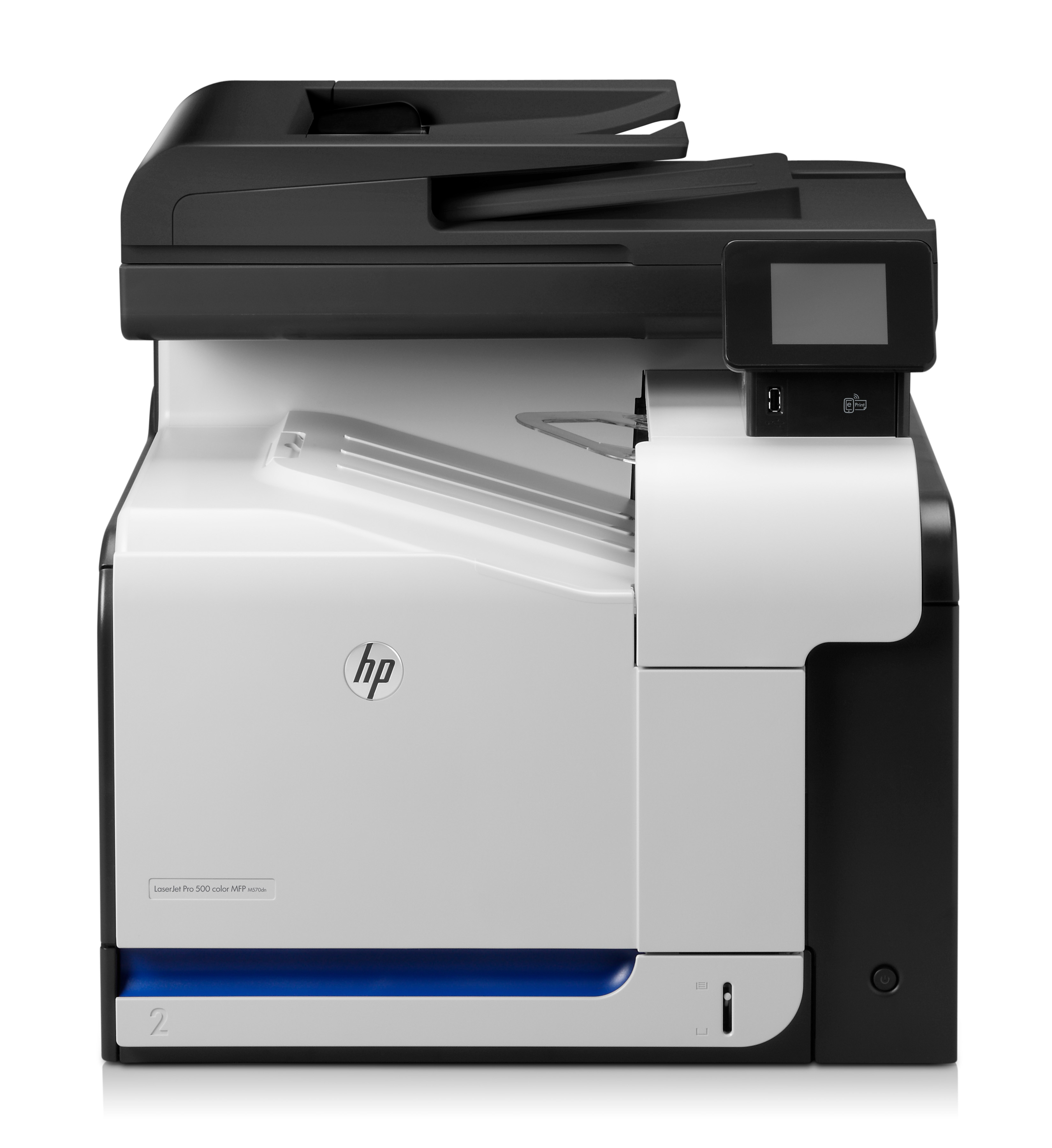 CZ271A HP LaserJet M570dn Laser A4 - Refurbished with 6 months RTB warranty and working consumables.
