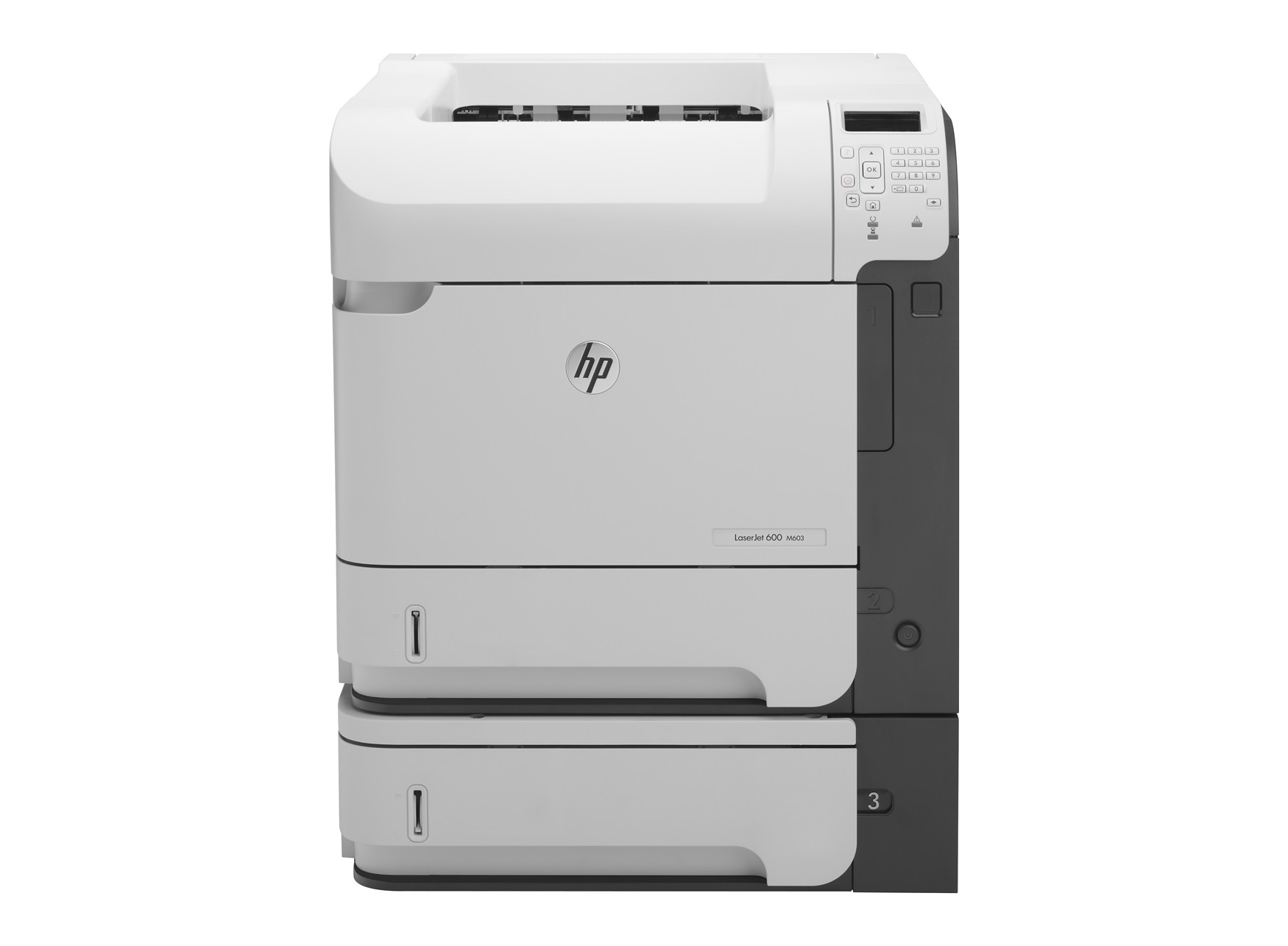 M603XH HP LaserJet Enterprise 600 M603xh - Refurbished with 6 months RTB warranty and working consumables.