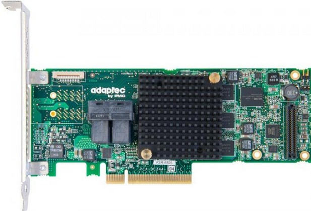 Adaptec By Pmc - Raid            Adaptec Raid 8805 Single            Single                           In 2277500-r
