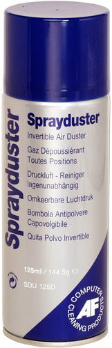 af Af Sprayduster Invertible 125ml Sdu125d - AD01