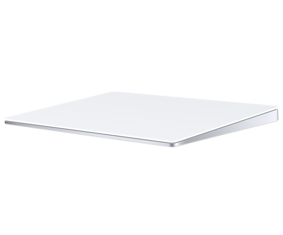 Apple Magic Trackpad 2 - Trackpad - Multi-touch - Wireless, Wired - Bluetooth MJ2R2Z/A - C2000
