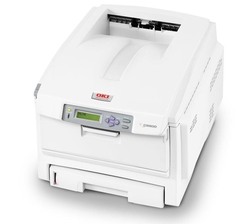 Oki OkiPage C5600Dn Printer 01181301 - Refurbished