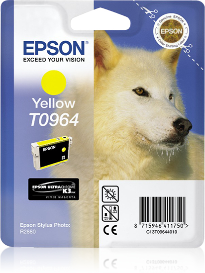 epson Epson R2880 Yellow Ink C13t09644010 - AD01