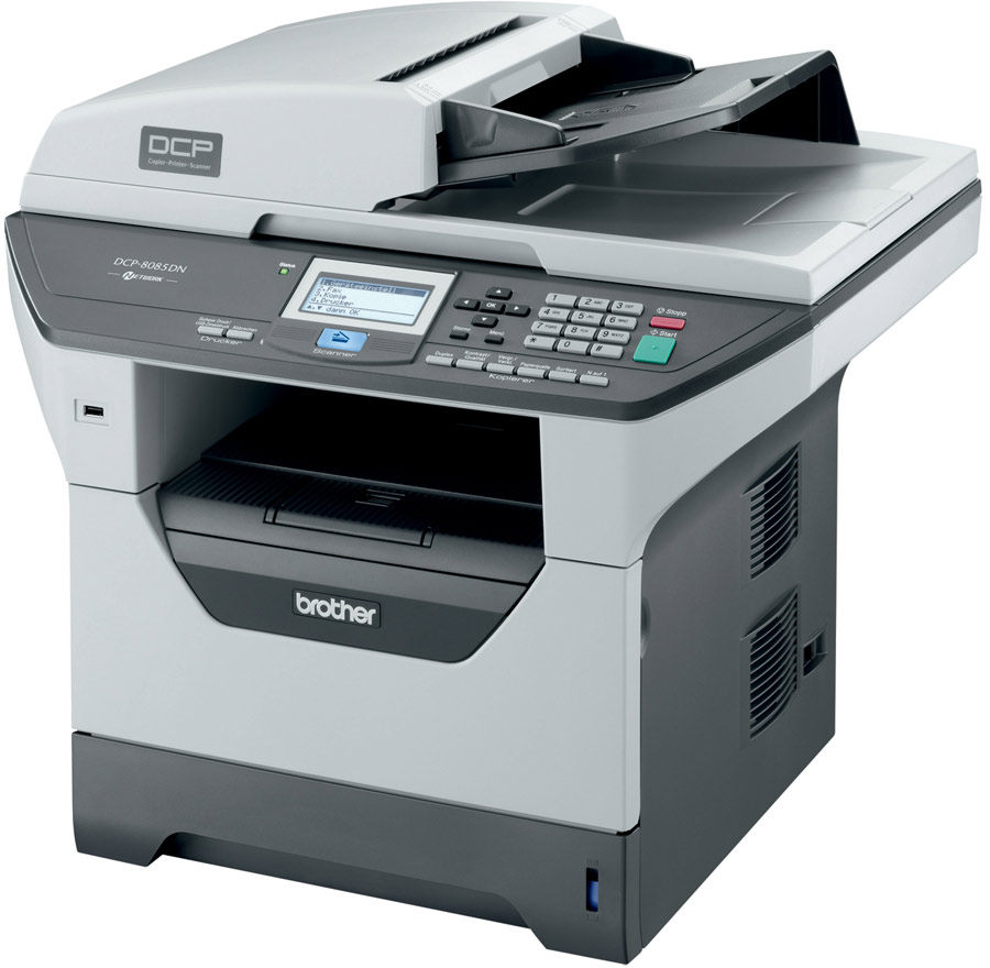 Brother MFC-8085DN Multi-Function Mono Laser Printer MFC-8085DN - Refurbished