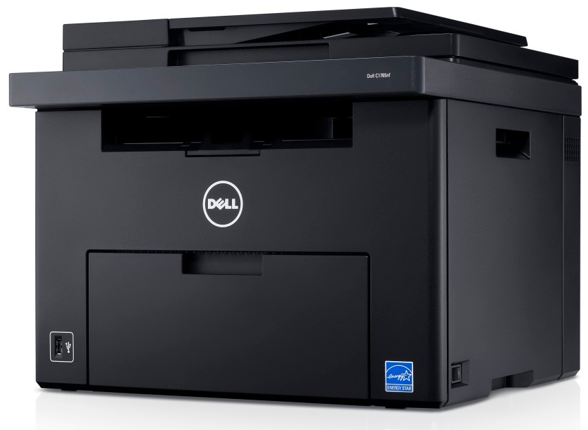 Dell C1765NF Multi-Function Colour Laser Printer C1765NF - Refurbished