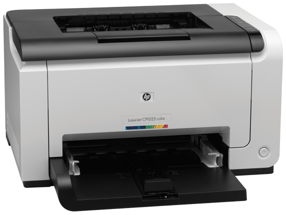 HP Color LaserJet Pro CP1025 Laser Printer CE913A - Refurbished
