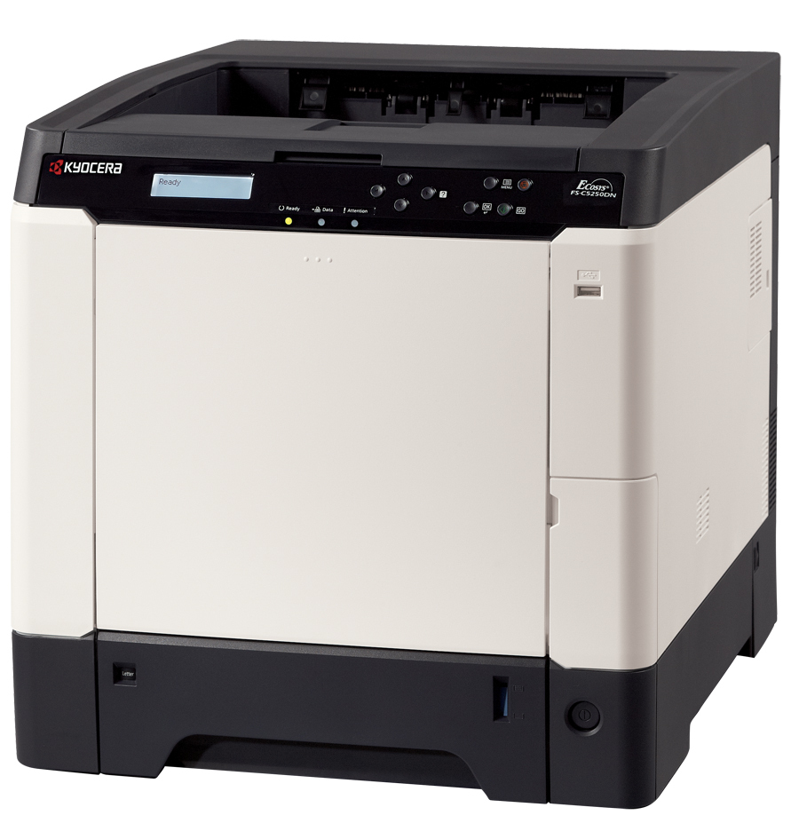Kyocera FS-C5250DN Colour Laser Printer FS-C5250DN - Refurbished