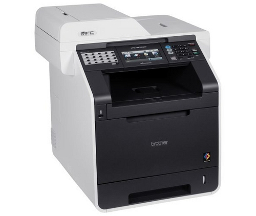 Brother MFC-9970CDW Multi-Function Colour Laser Printer MFC-9970CDW - Refurbished