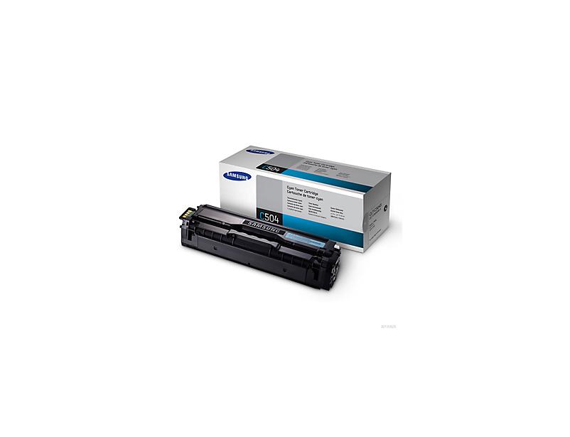 Samsung Toner Cyan f CLP-415/ CLX-4195  CLT-C504S/ELS - eet01