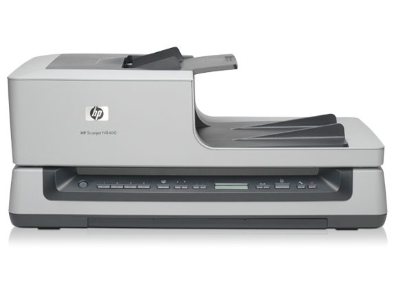 HP Scanjet N8460 Flatbed & ADF scanner 600 x 600DPI A4  L2690A - Refurbished