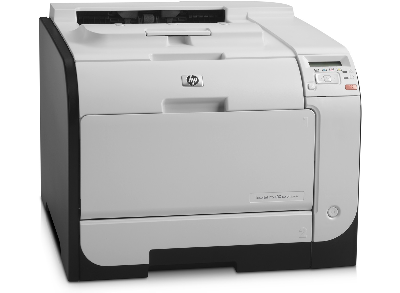 CE957A HP LaserJet M451dn Colour Laser Printer, Refurbished with 6 month RTB Warranty.