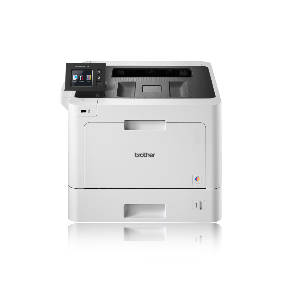 brother HL-L8360CDW A4 Colour Laser Printer HLL8360CDWZU1 - MW01