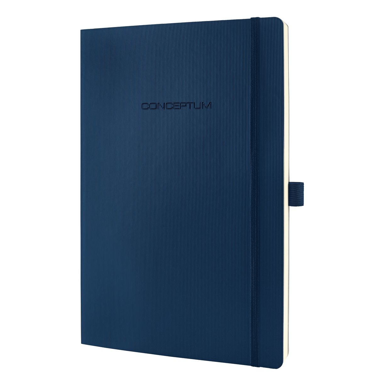 sigel Sigel Conceptum Notebook Softcover Lined 187x270x14mm Blue Co317 - AD01