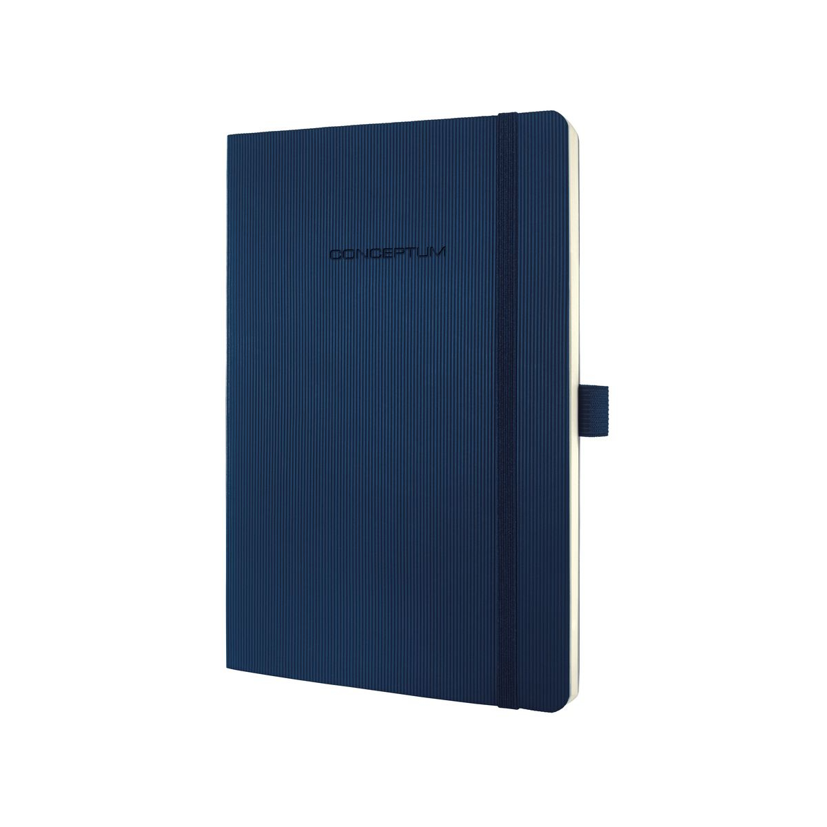 sigel Sigel Conceptum Notebook Softcover Lined 135x210x14mm Blue Co327 - AD01
