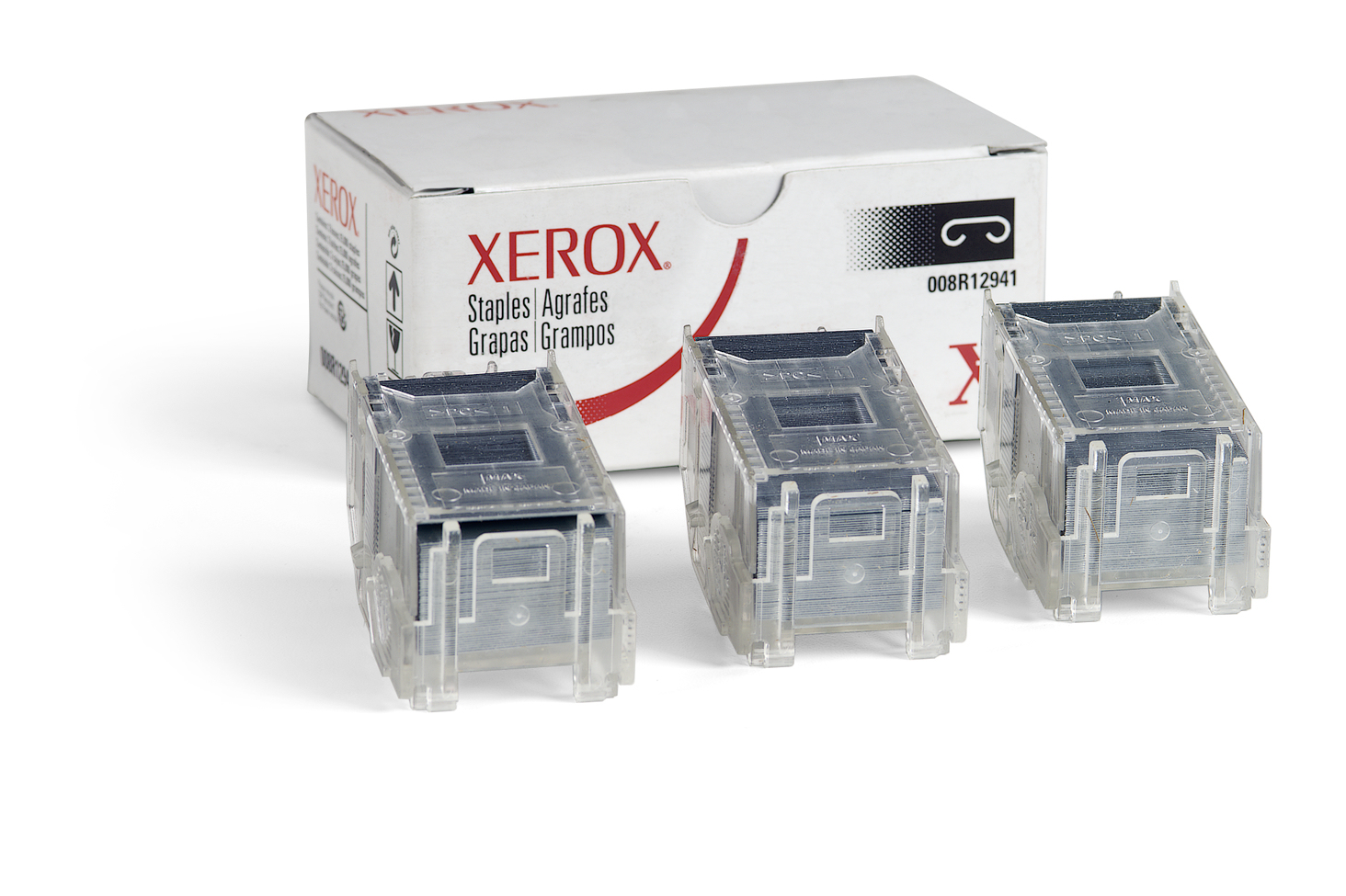 Xerox - Genuine Supplies         Staples Kit                         F/ Phaser 5500 & Wc4150             008r12941