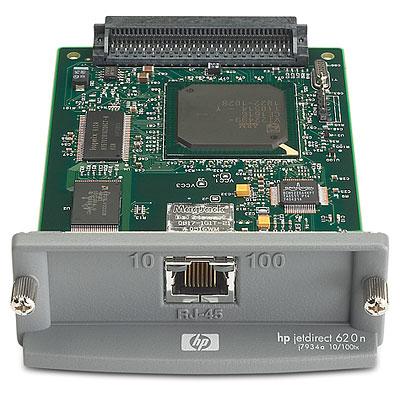 J7934A HP Jetdirect 620n Internal Ethernet LAN print server - Refurbished