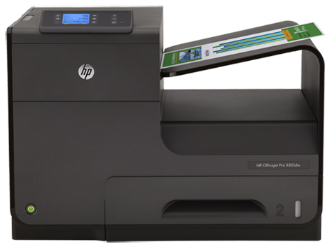 Cn463a Hp Officejet Pro X451dw - Refurbished with 3 months RTB warranty