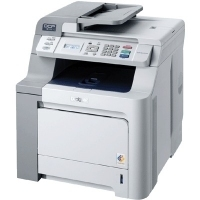 Brother DCP-9042CDN Colour Laser Multi-Function Printer - Refurbished