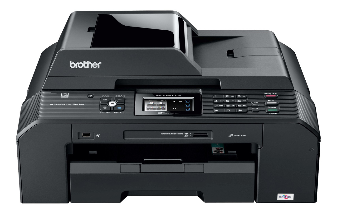 Brother MFC-J5910DW Multifuntional Printer - Refurbished