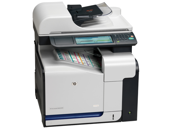 cc519a HP Colour LaserJet CM3530 - refurbished with 6 months RTB warranty.
