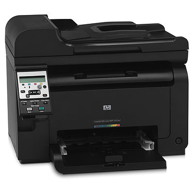 CE866A HP LaserJet Pro 100 Color MFP M175NW Printer - Refurbished with 3 months RTB warranty and working consumables.